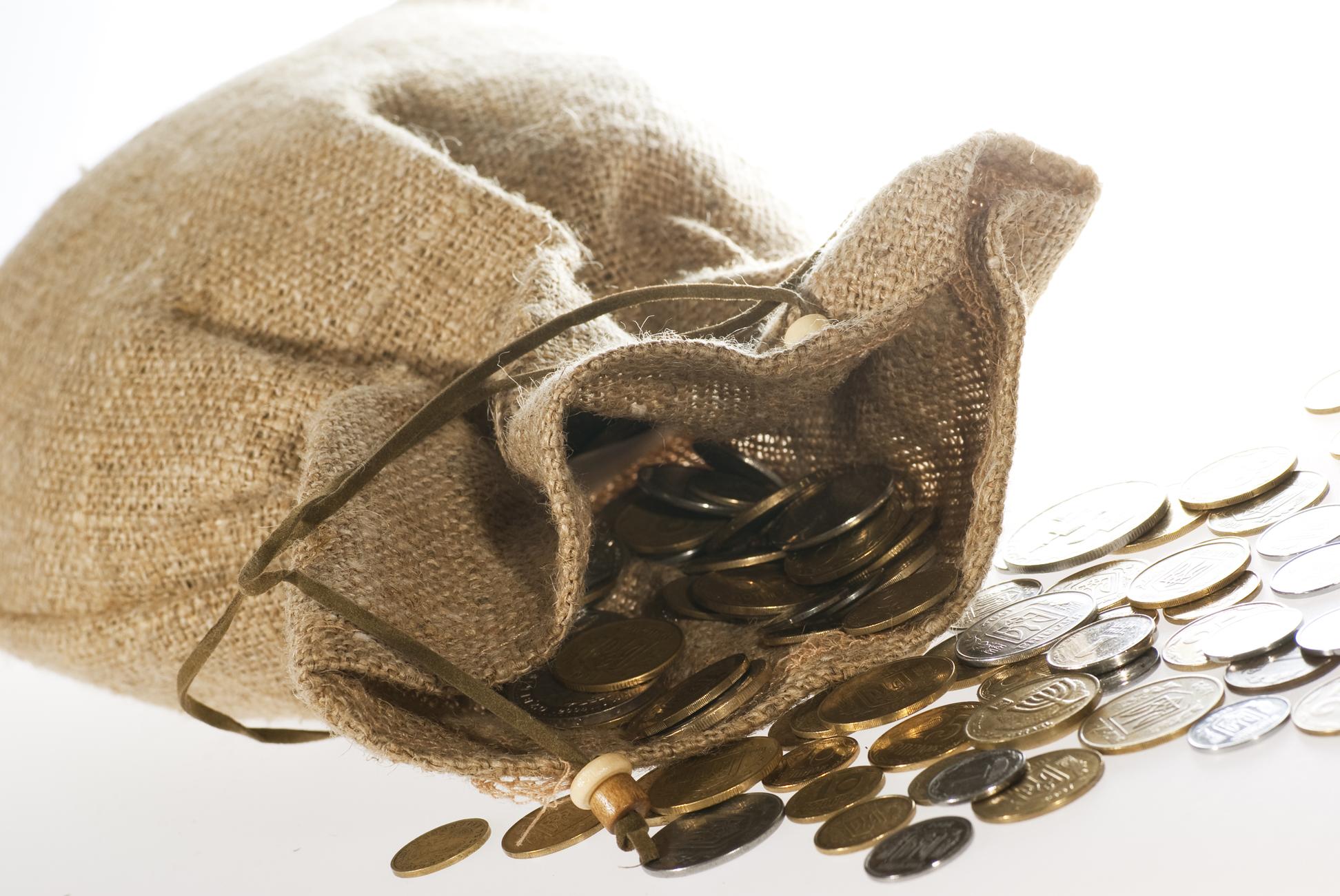 Money Bag Of Jewish Law